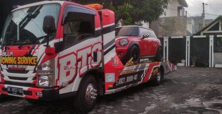 Jasa Truk Derek dari Yogyakarta ke Kebumen