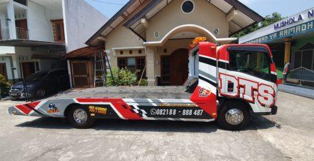 Jasa Towing dari Yogyakarta ke Klaten yang Terbaik