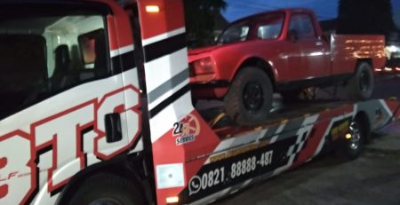 Jasa Towing dari Yogyakarta ke Purwakarta yang Amanah