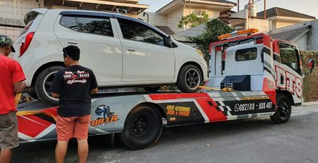 Jasa Truk Derek atau Towing dari Yogyakarta ke Sragen