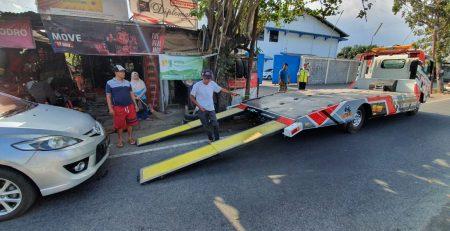 Jasa Truk Derek dari Yogyakarta ke Pangandaran Tercepat