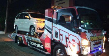 Jasa Truk Derek dari Yogyakarta ke Tasikmalaya Paling Diminati