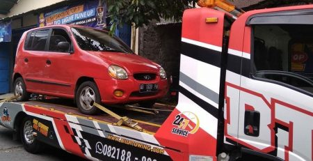Jasa Towing dari Yogyakarta ke Lumajang Paling Responsif