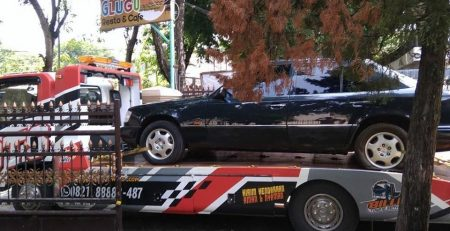 Jasa Truk Derek dari Yogyakarta ke Jombang Paling Cepat