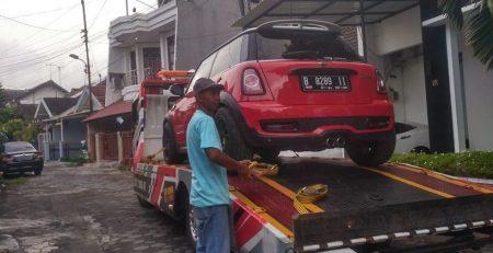 Jasa Truk Derek dari Yogyakarta ke Malang Cepat Sampai